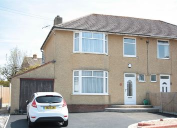 Thumbnail 3 bed semi-detached house to rent in 1 Highridge Walk, Uplands, Bristol