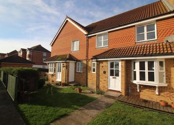 Thumbnail 2 bedroom terraced house for sale in Plymouth Close, Eastbourne
