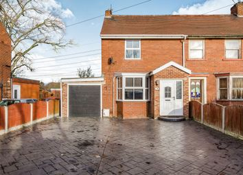 Thumbnail 3 bed end terrace house for sale in Eccleston Road, Kirk Sandall, Doncaster