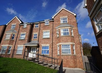 Thumbnail 2 bedroom flat for sale in Aston Chase, Hemsworth, Pontefract