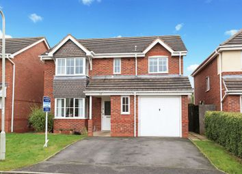 Thumbnail 4 bed property for sale in Brockford Glade, Admaston, Telford
