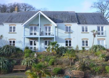 Thumbnail 1 bed flat for sale in Roseland Court, Tregony Truro, Roseland Parc, Cornwall