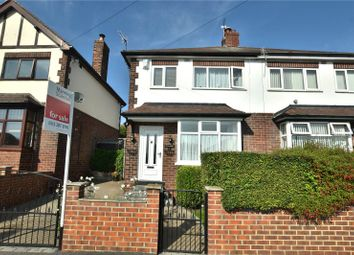 Thumbnail 3 bed semi-detached house for sale in Tatefield Grove, Kippax, Leeds, West Yorkshire