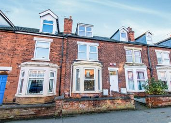 Thumbnail 3 bed terraced house for sale in Harlaxton Road, Grantham