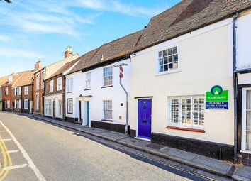 Thumbnail 3 bed terraced house for sale in The Chain, Sandwich