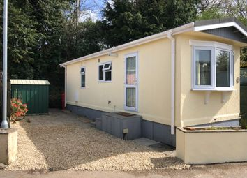 Thumbnail 1 bed mobile/park home for sale in Tamar Park Coxpark, Gunnislake, Gunnislake