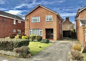 Thumbnail 4 bed detached house for sale in Churchward Close, Chester, Cheshire