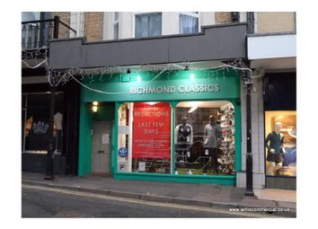 Thumbnail Retail premises for sale in Albert Road 6, Bournemouth, Dorset