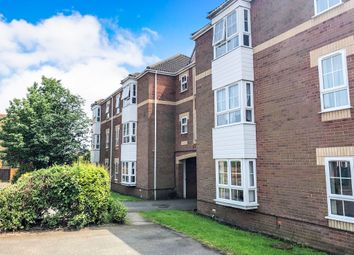 Thumbnail 2 bed flat for sale in Telford Close, King's Lynn