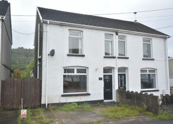 3 bed semi-detached house for sale in 128 Main Road, Crynant, Neath SA10