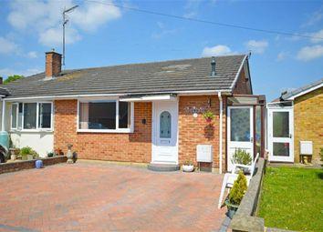 Thumbnail 2 bed semi-detached bungalow for sale in Sandhills Road, Kingsthorpe, Northampton