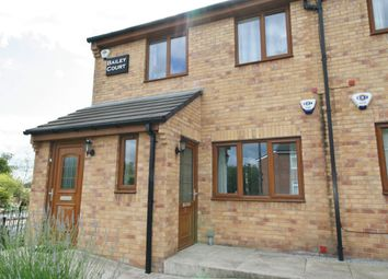 Thumbnail 2 bed flat to rent in Bailey Court, Stansfield Close, Castleford