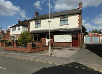 Thumbnail 3 bedroom detached house for sale in Silver Street, Whitwick, Leicestershire