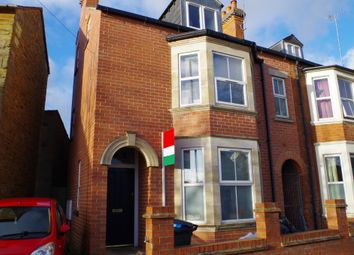 Thumbnail 5 bed terraced house to rent in Boughton Green Road, Northampton