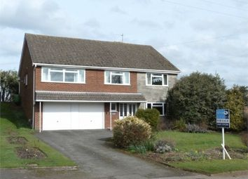 Thumbnail 4 bed detached house for sale in Birch View, Lutterworth Road, Kimcote, Lutterworth