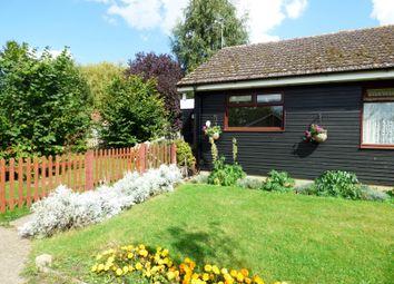 Thumbnail 1 bedroom bungalow to rent in Ducksen Road, Mendlesham, Stowmarket