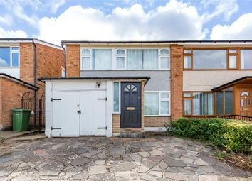 3 bed semi-detached house for sale in Dunster Crescent, Hornchurch RM11