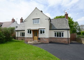 Thumbnail 4 bed detached house for sale in Storrs Road, Chesterfield