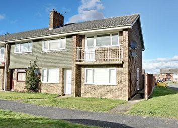 Thumbnail 2 bed flat for sale in Britten Road, Basingstoke