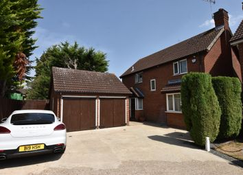 Thumbnail 4 bed detached house for sale in Avalon Close, Watford