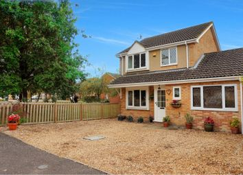 Thumbnail 3 bed detached house for sale in Hillfield, Huntingdon
