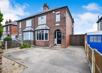 Thumbnail 3 bedroom semi-detached house for sale in Cranmer Grove, Mansfield, Nottinghamshire