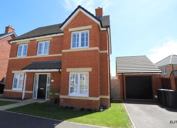 Thumbnail 4 bed detached house to rent in Gerards Gill, Browney, Durham