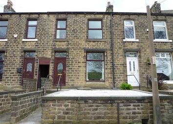 Thumbnail 3 bed terraced house for sale in Royds Avenue, Linthwaite, Huddersfield