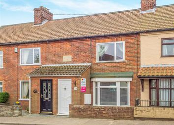 Thumbnail 3 bed terraced house for sale in Fakenham Road, Briston, Melton Constable
