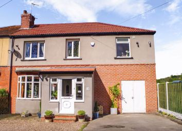 Thumbnail 4 bed semi-detached house for sale in Bowshaw, Dronfield