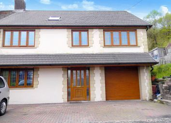 Thumbnail 6 bedroom semi-detached house for sale in Neath Road, Maesteg, Mid Glamorgan
