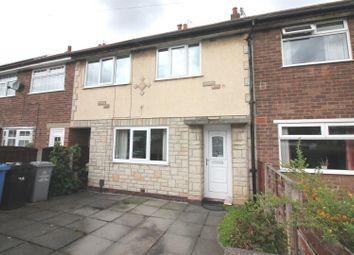 Thumbnail 3 bedroom terraced house for sale in Lytham Road, Urmston, Manchester