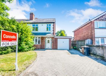 Thumbnail 3 bed semi-detached house for sale in Wilkin Road, Brownhills, Walsall