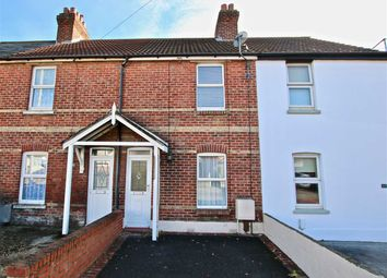 Thumbnail 2 bedroom terraced house for sale in Richmond Road, Parkstone, Poole