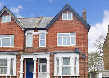 Thumbnail 3 bed flat for sale in Carshalton Road, Sutton, Surrey