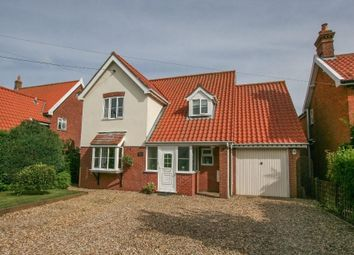 Thumbnail 4 bed detached house for sale in Crown Street, Banham