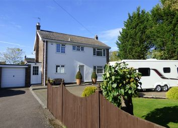 Thumbnail 4 bedroom detached house for sale in Queens Close, St. Ives, Huntingdon