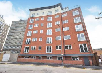 Thumbnail 2 bed flat for sale in Lower Lee Street, Leicester