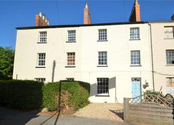Thumbnail 4 bed terraced house for sale in Bridge Buildings, Tiverton, Devon