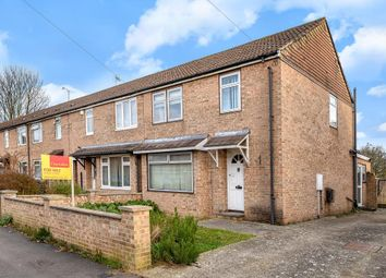 Thumbnail End terrace house for sale in North Abingdon, Oxfordshire