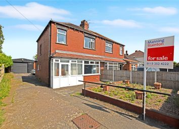 Thumbnail 3 bed semi-detached house for sale in Parkfield, Bradford Road, East Ardsley, Wakefield, West Yorkshire