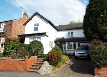 Thumbnail 4 bed detached house for sale in Coronation Road, Mapperley, Nottinghamshire