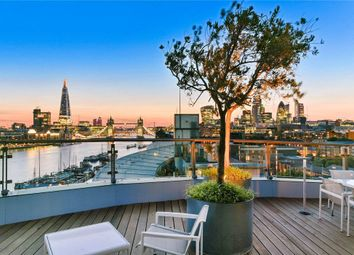 Thumbnail 2 bed flat for sale in Cinnabar Wharf East, 28 Wapping High Street, Wapping, London