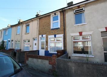 Thumbnail 2 bed terraced house to rent in Grange Road, Gillingham, Kent