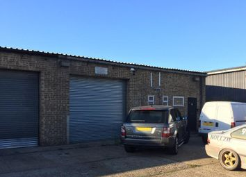 Thumbnail Light industrial for sale in Charfleets Industrial Estate, Westpoint Place, Canvey Island