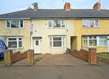 Thumbnail 3 bedroom terraced house for sale in Glastonbury Road, Birmingham