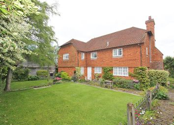 Thumbnail 5 bed detached house for sale in The Street, Capel, Dorking, Surrey