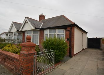 Thumbnail 2 bed semi-detached bungalow for sale in Eaton Avenue, Blackpool