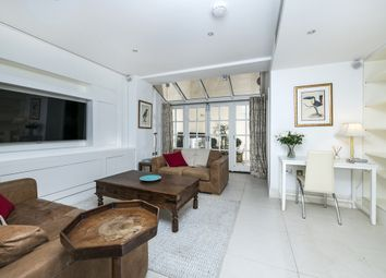 Thumbnail 1 bed flat to rent in West Eaton Place, Chelsea, London