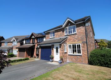 Thumbnail 4 bed detached house for sale in Ashdown Drive, Chorley